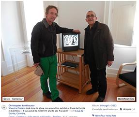 Christopher Funkhouser e Silvestre Pestana3-cópia