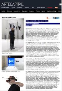 ARTECAPITAL: TERRA-HOMEM-CÉU / CÉU-HOMEM-TERRA SARA CASTELO BRANCO / 2014-12-09