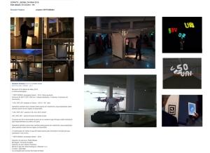 """"""" VERTIGEM04: sociedade aberta """" no III Momento da Bienal da Maia_2015."""